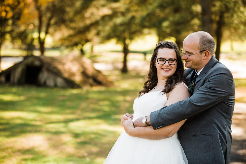 Philadelphia Wedding Couple Loch Nairn